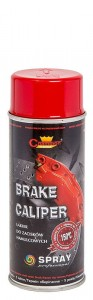 Farba champion brake caliper 400ml czerwona aerozol