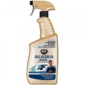 ALASKA 700 ATOM odmrażacz do szyb do -70C 700ml