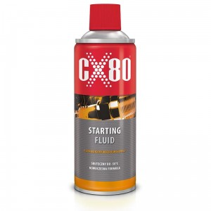 CX80 Samostart 400ml spray