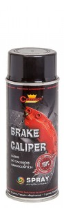 Farba champion brake caliper 400ml czarna aerozol