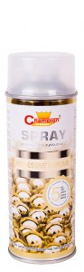 CHAMPION Farba spray IMPRESSIVE CHROM 400ml złoty lustro