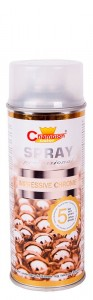 CHAMPION Farba spray IMPRESSIVE CHROM 400ml miedziany lustro