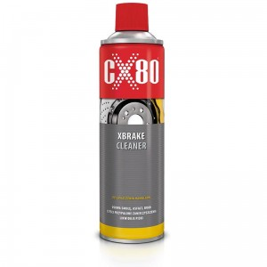 CX80 Zmywacz do hamulców XBRAKE CLEANER 500ml