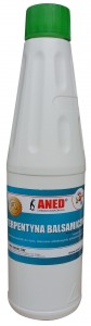 ANED Terpentyna balsamiczna 0.5l