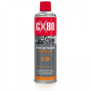 CX-80 Spray do pasków klinowych 400ml