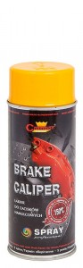 Farba champion brake caliper 400ml żółta aerozol