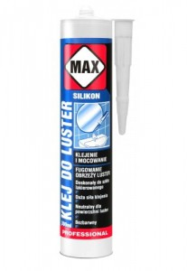 MAX Klej do luster 300ml