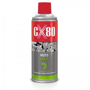 CX-80 MOTO CHAIN smar do łańcuchów 400ml